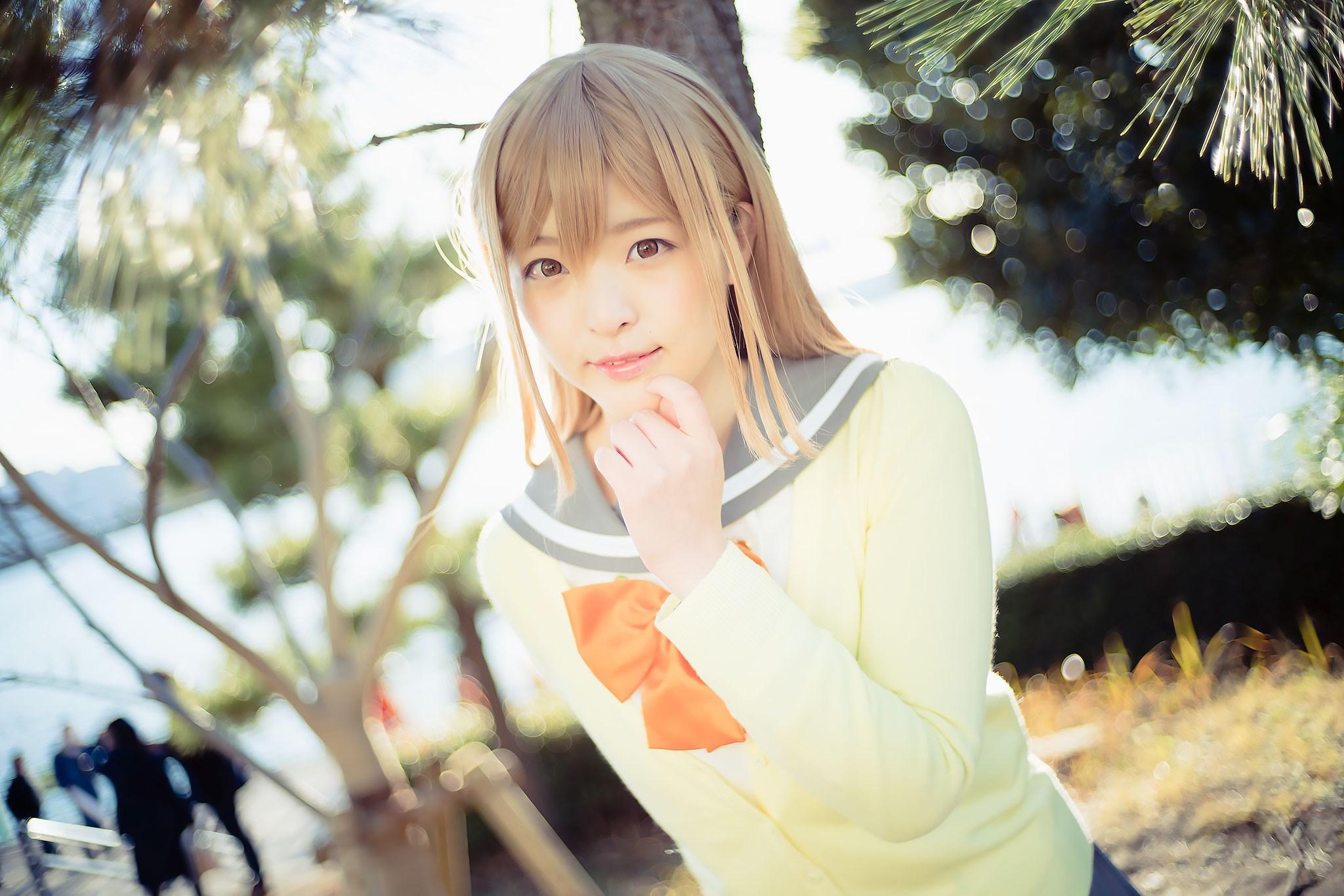 【兔玩映画】阳光与少女 兔玩映画 第40张