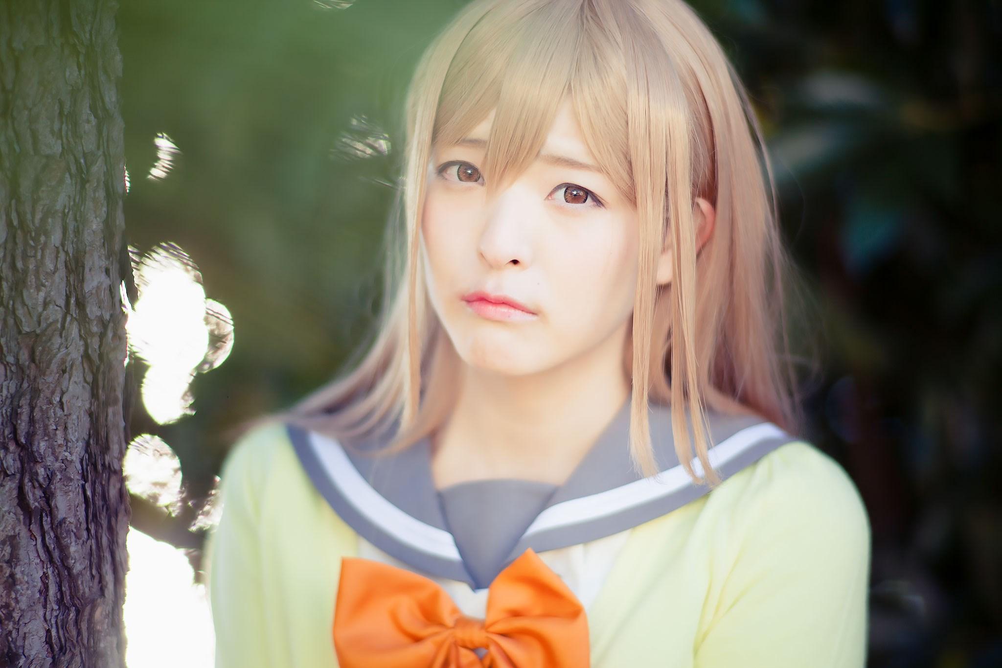 【兔玩映画】阳光与少女 兔玩映画 第39张