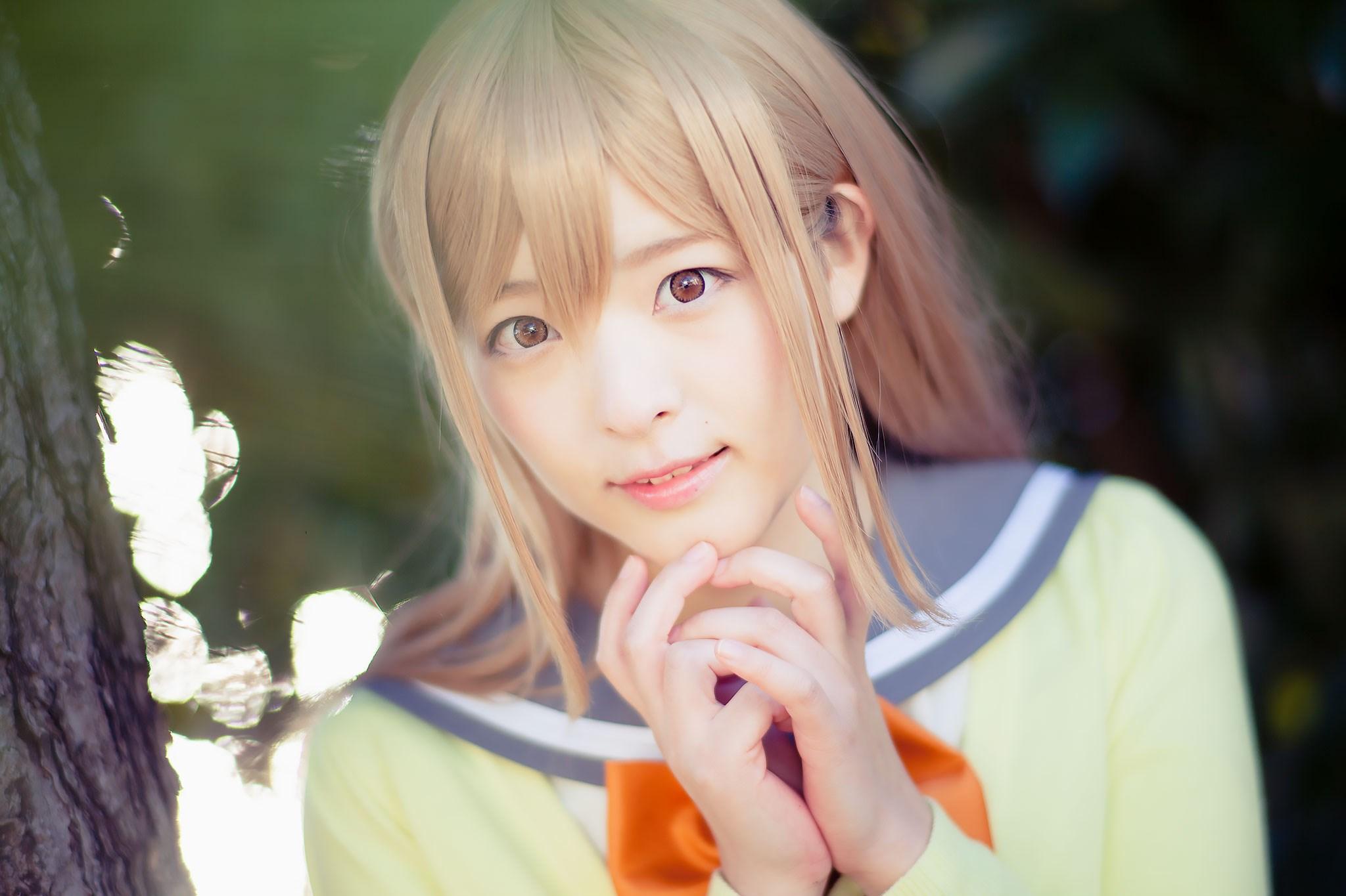 【兔玩映画】阳光与少女 兔玩映画 第37张