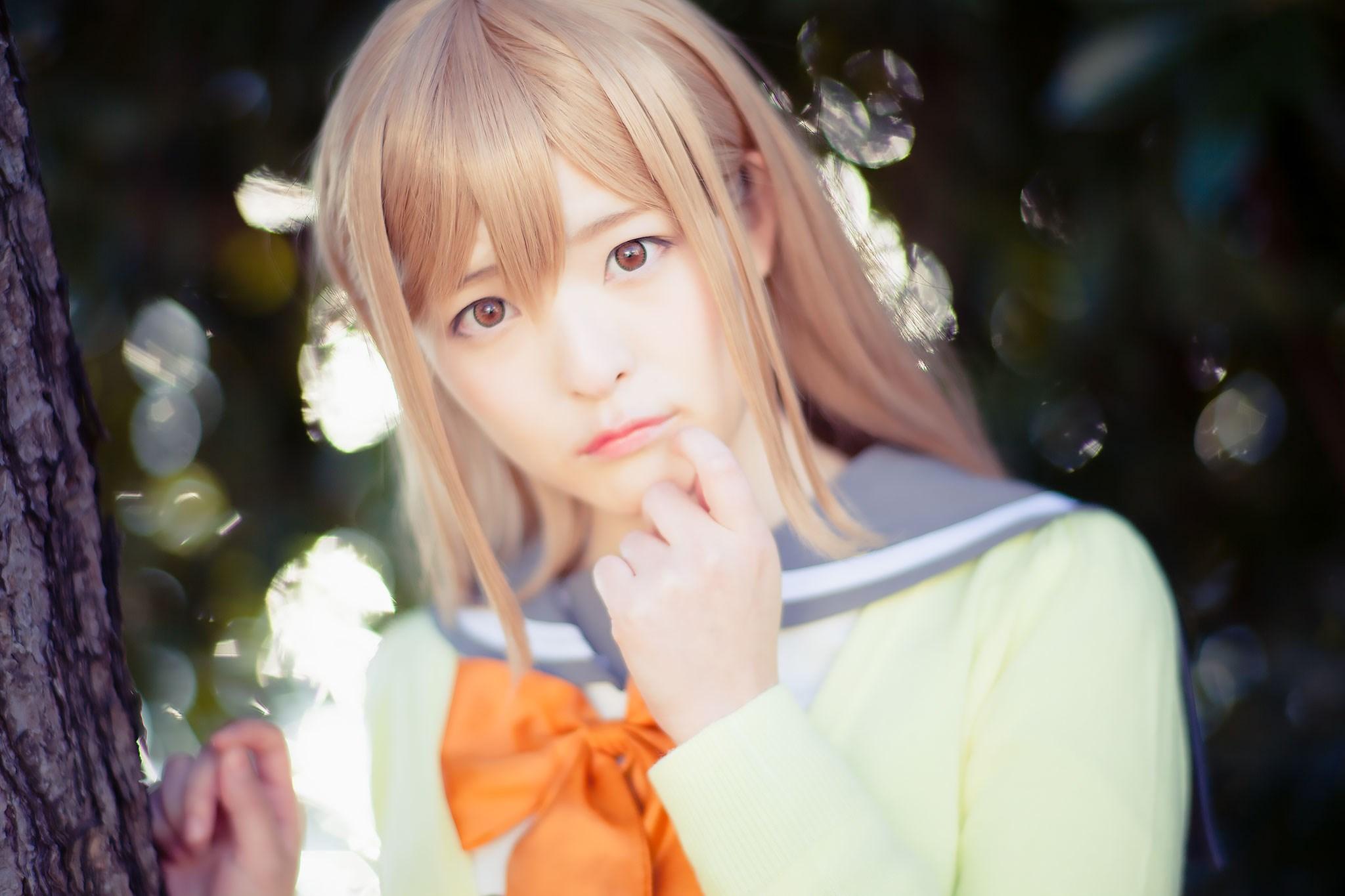 【兔玩映画】阳光与少女 兔玩映画 第36张