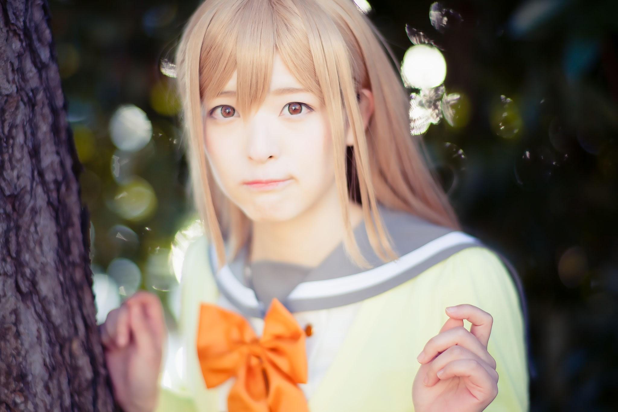 【兔玩映画】阳光与少女 兔玩映画 第35张
