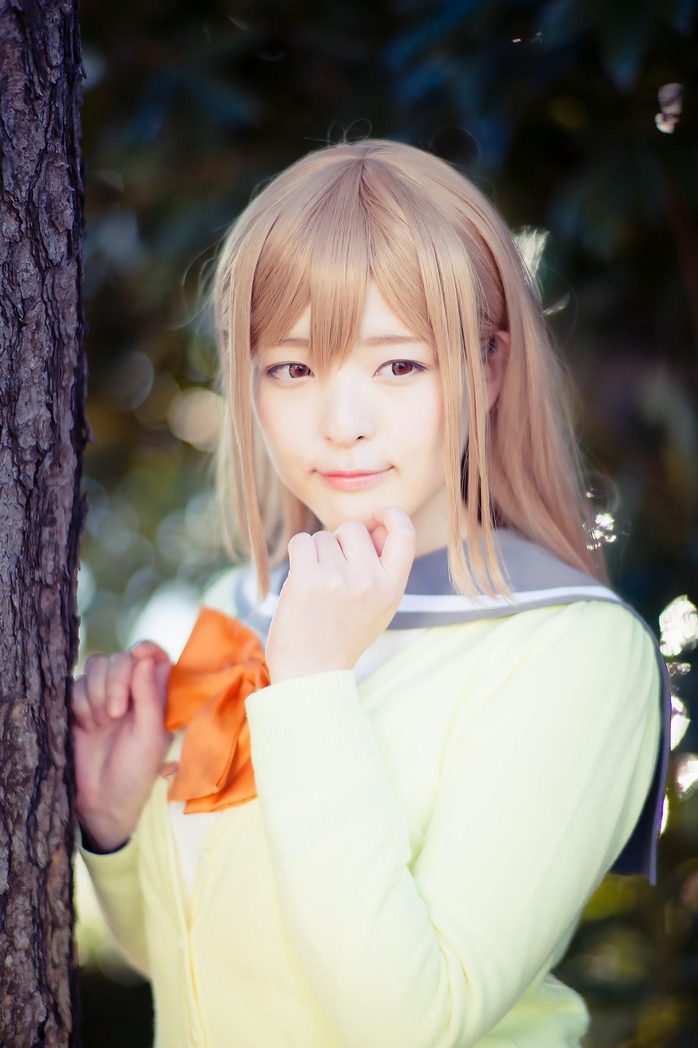 【兔玩映画】阳光与少女 兔玩映画 第34张