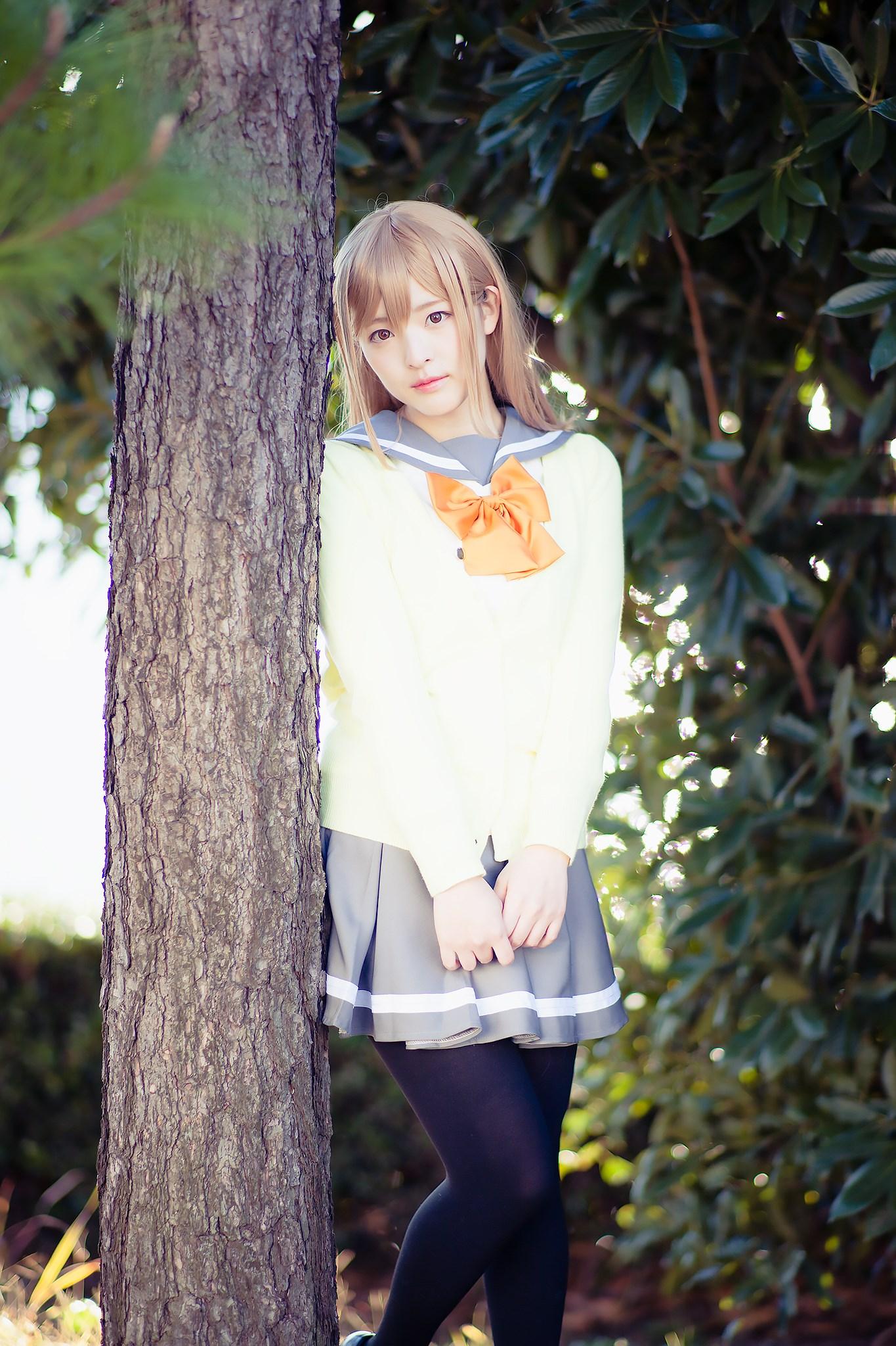 【兔玩映画】阳光与少女 兔玩映画 第33张