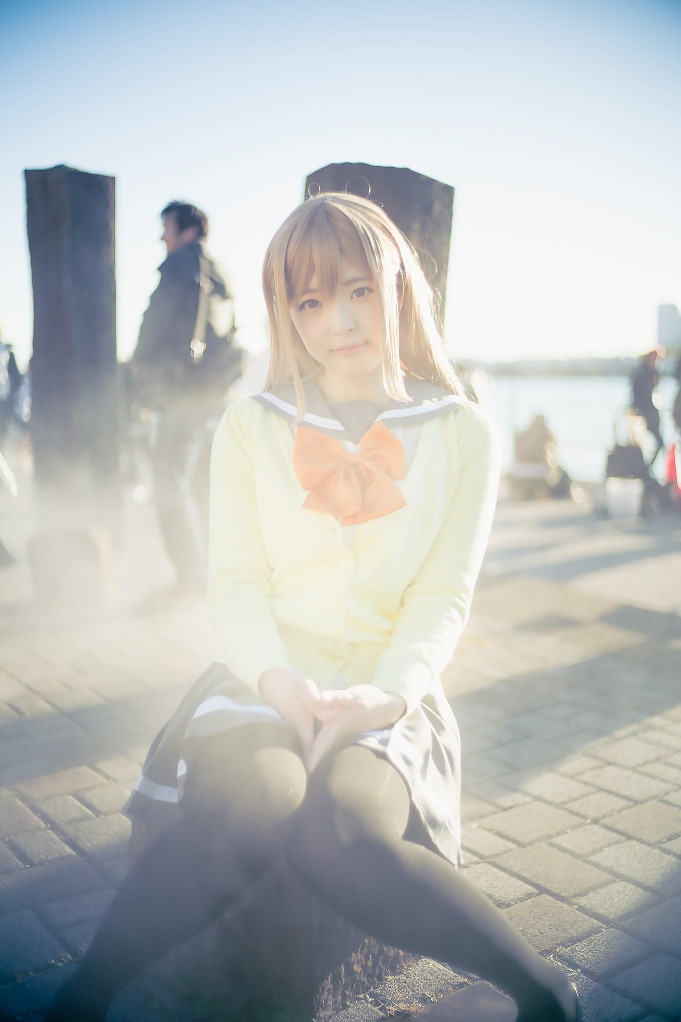 【兔玩映画】阳光与少女 兔玩映画 第28张