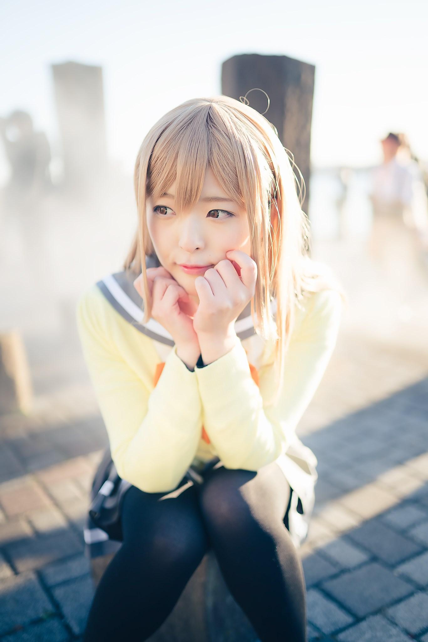 【兔玩映画】阳光与少女 兔玩映画 第27张
