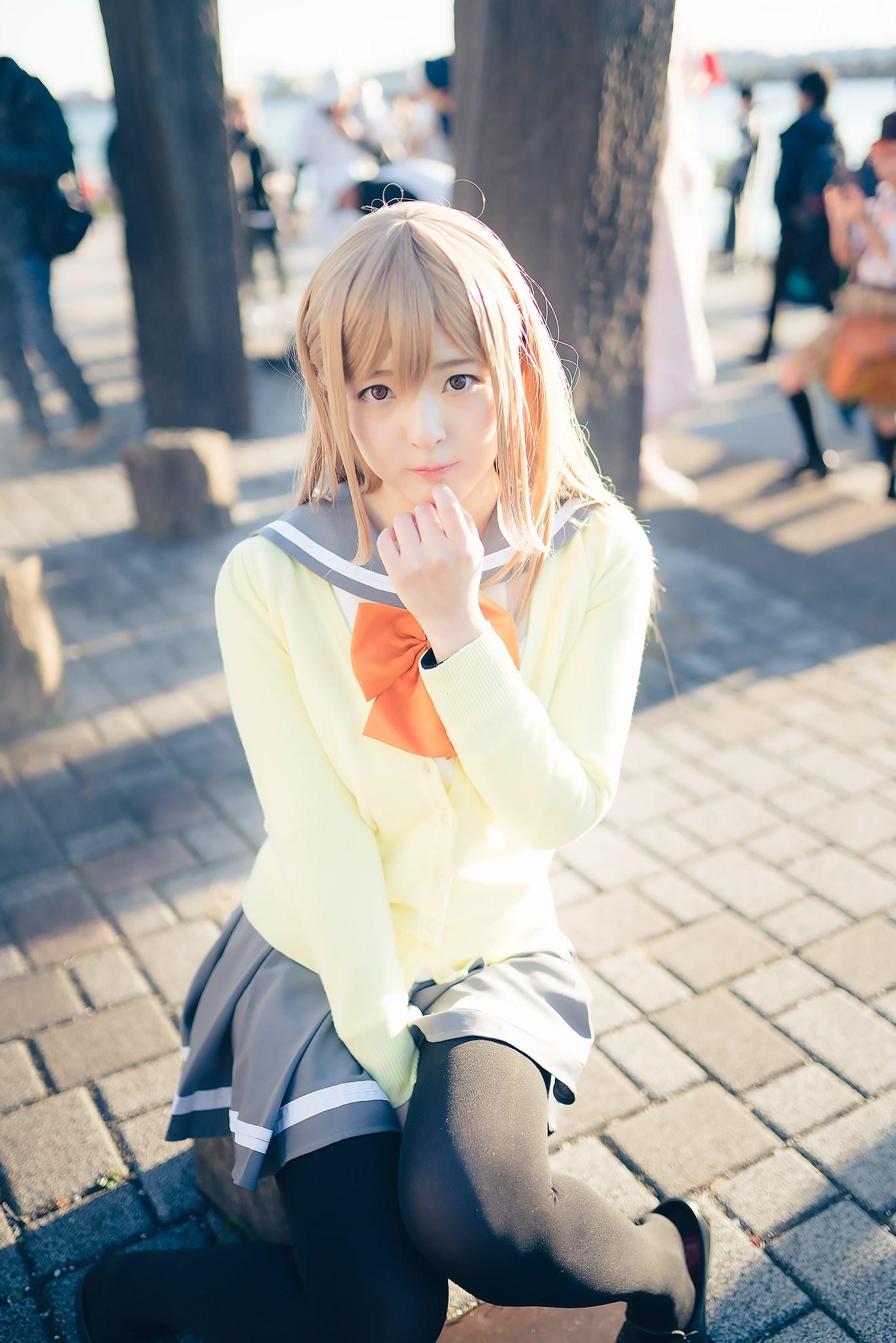 【兔玩映画】阳光与少女 兔玩映画 第26张