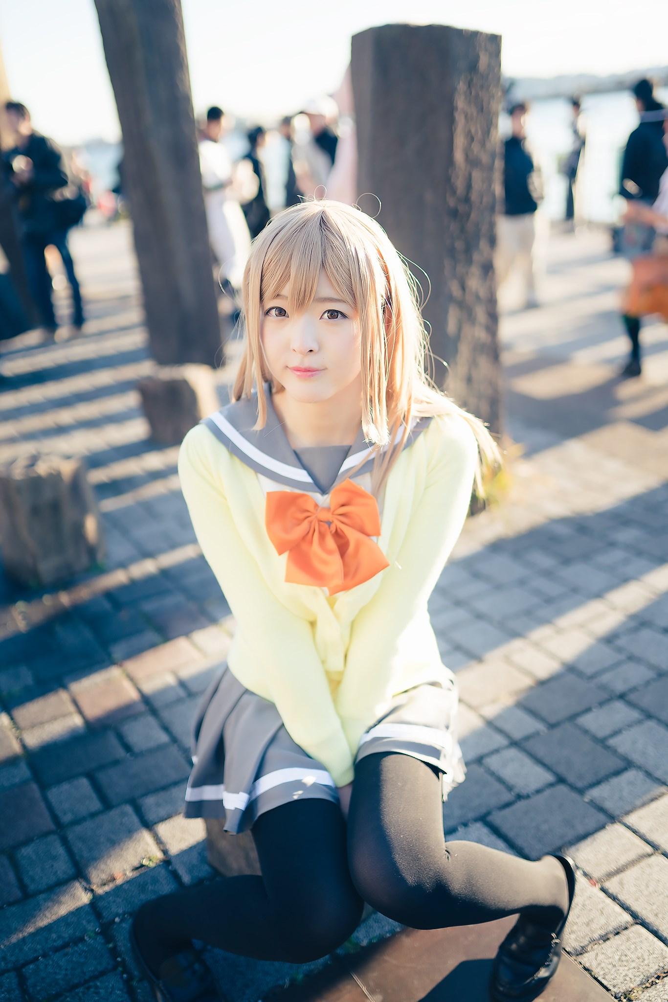 【兔玩映画】阳光与少女 兔玩映画 第25张