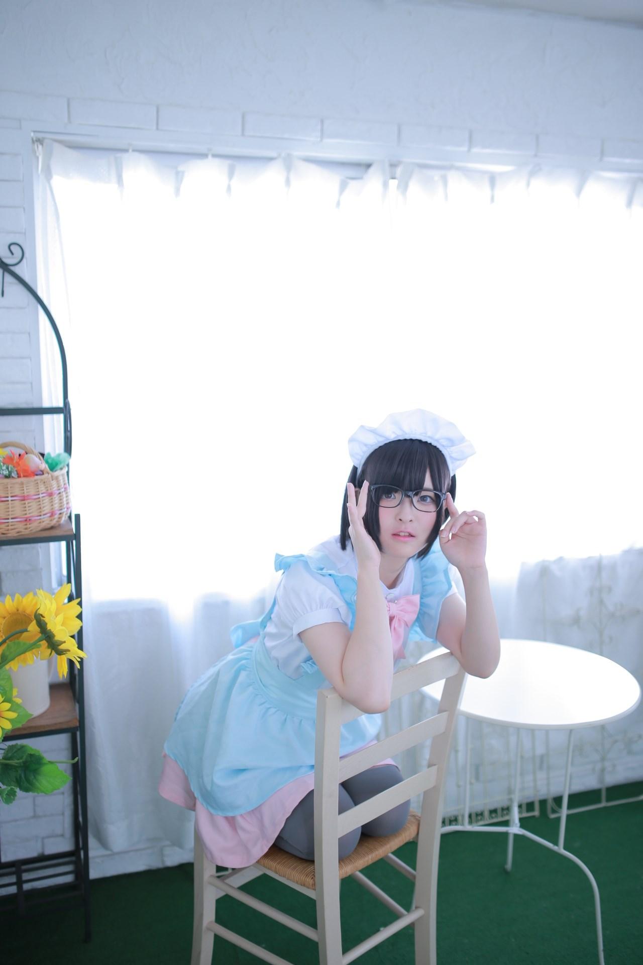 【兔玩映画】眼镜女仆 兔玩映画 第27张