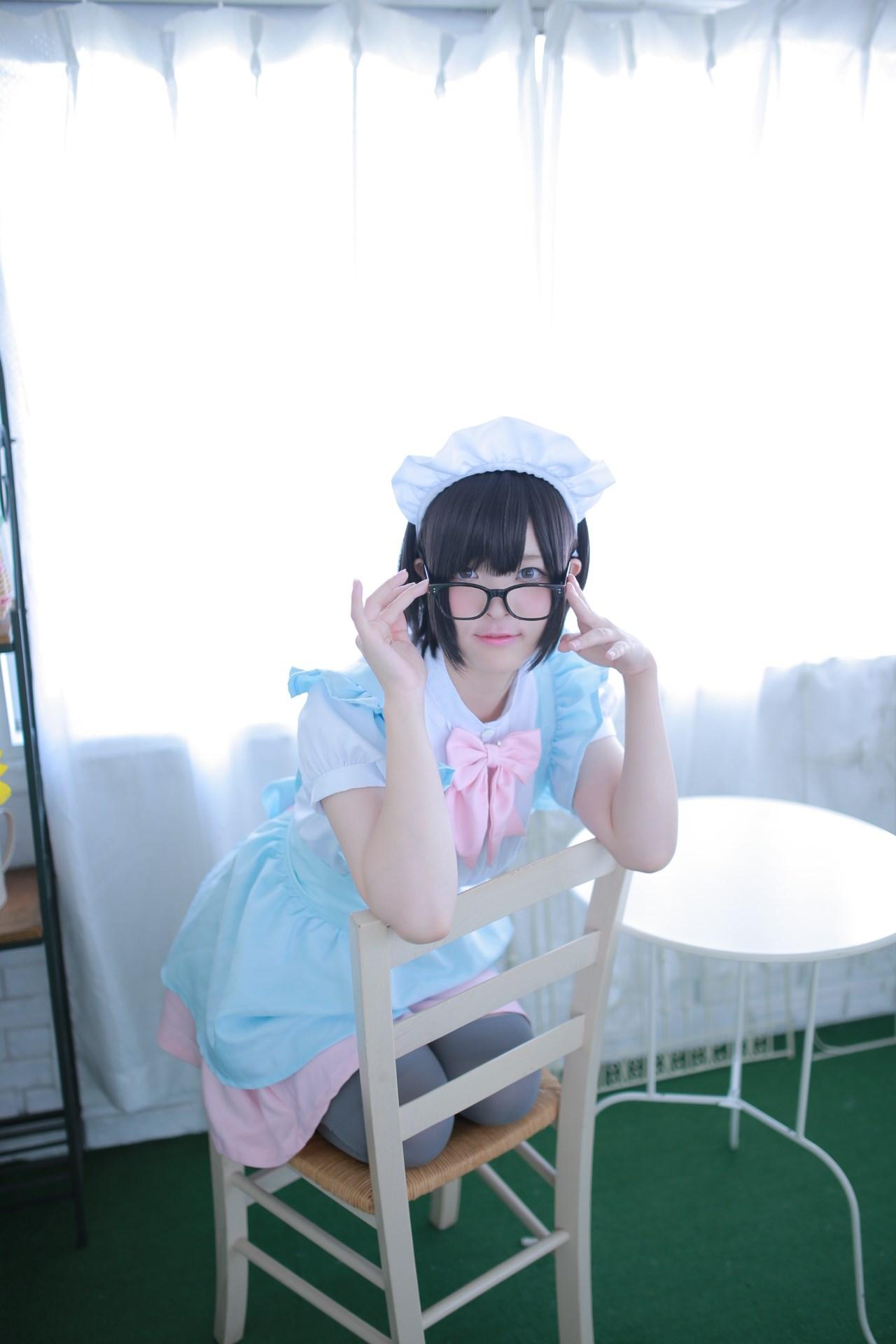 【兔玩映画】眼镜女仆 兔玩映画 第25张