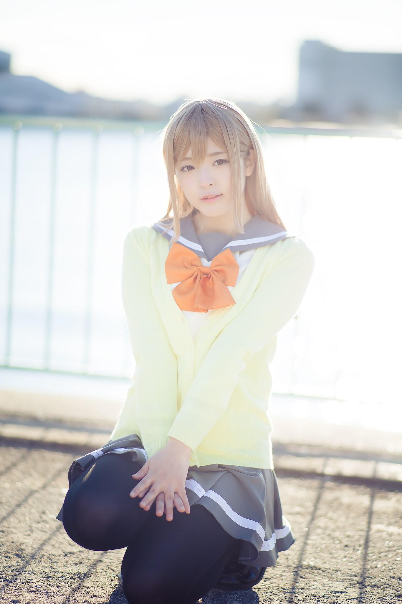 【兔玩映画】阳光与少女 兔玩映画 第22张