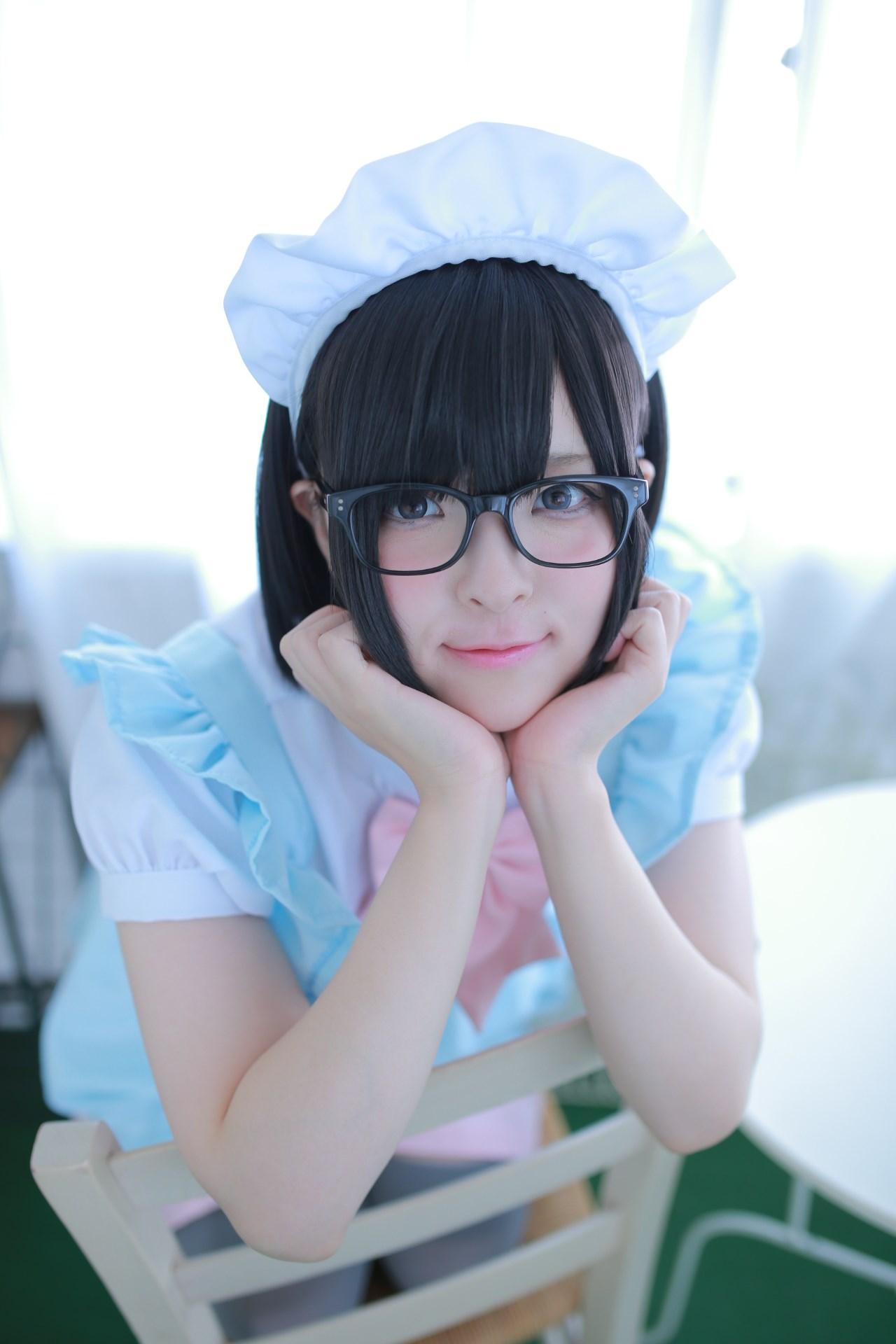 【兔玩映画】眼镜女仆 兔玩映画 第23张