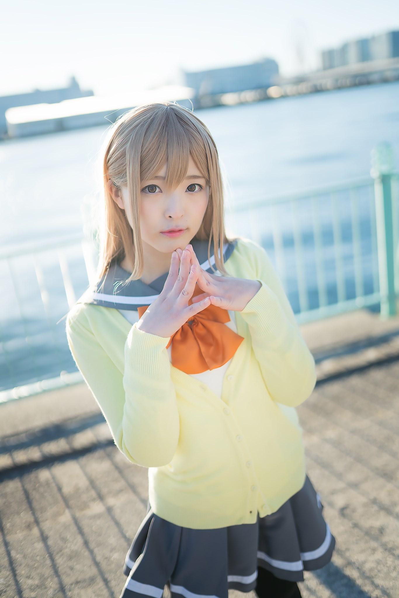 【兔玩映画】阳光与少女 兔玩映画 第21张