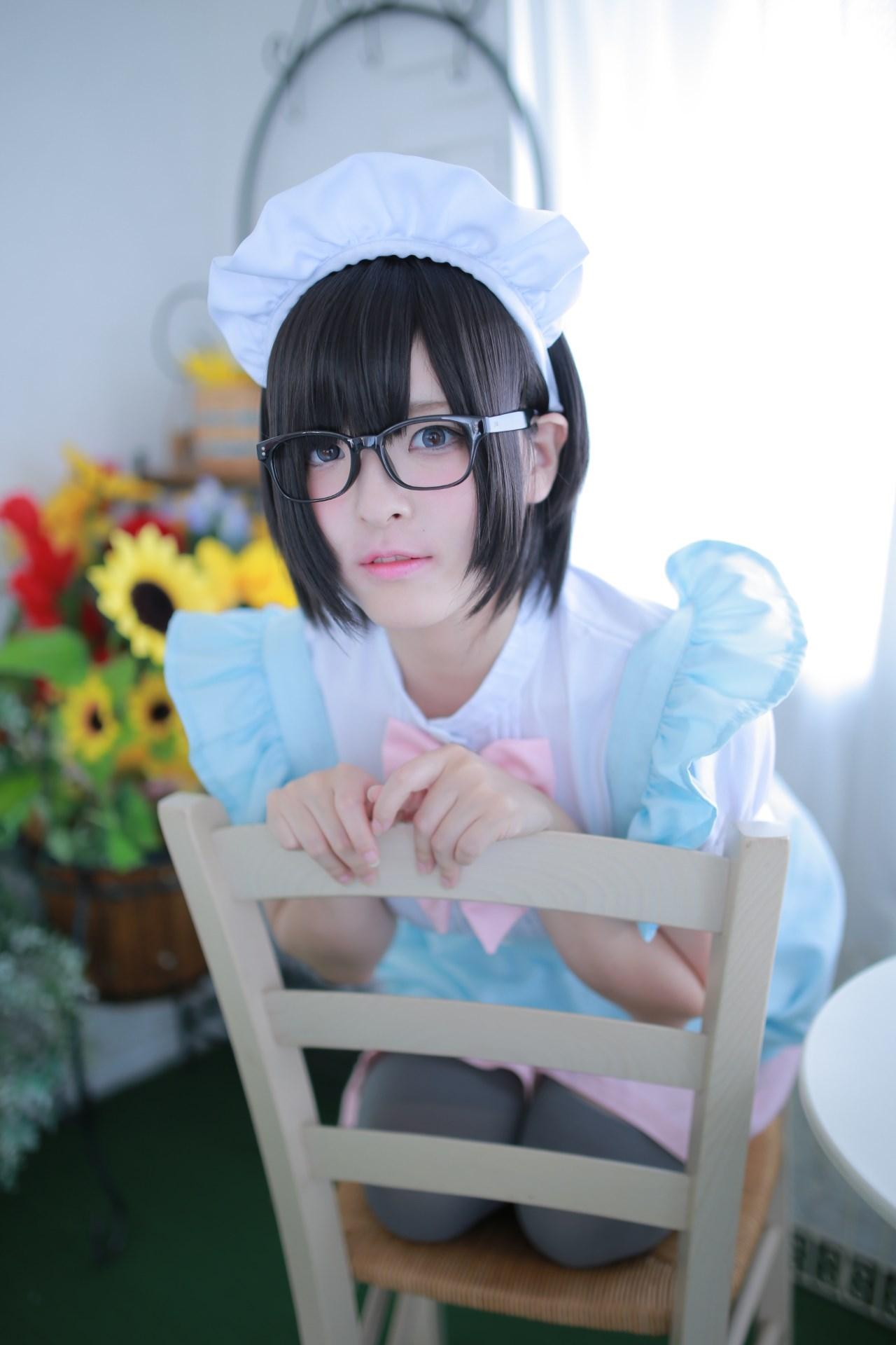 【兔玩映画】眼镜女仆 兔玩映画 第20张