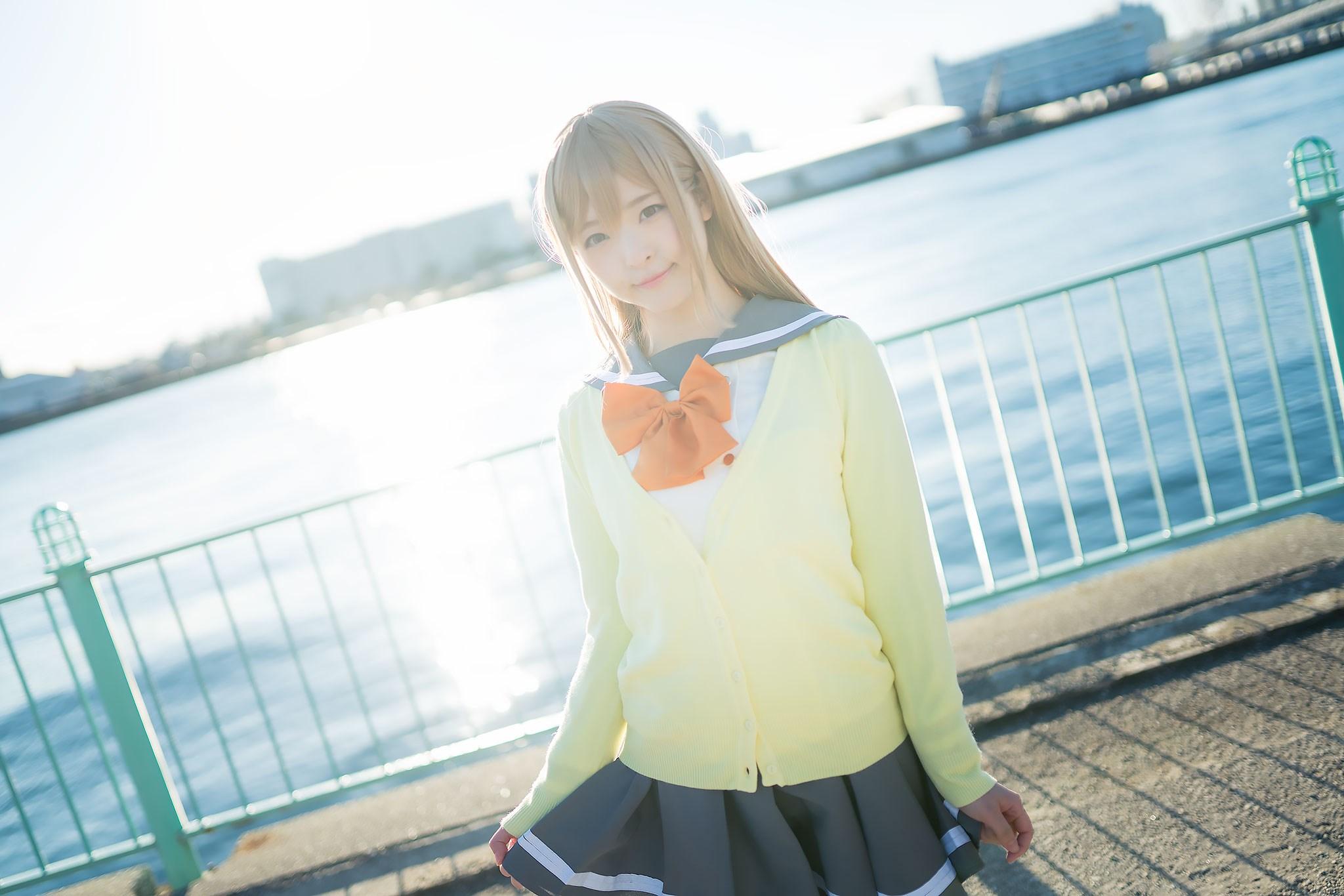 【兔玩映画】阳光与少女 兔玩映画 第19张