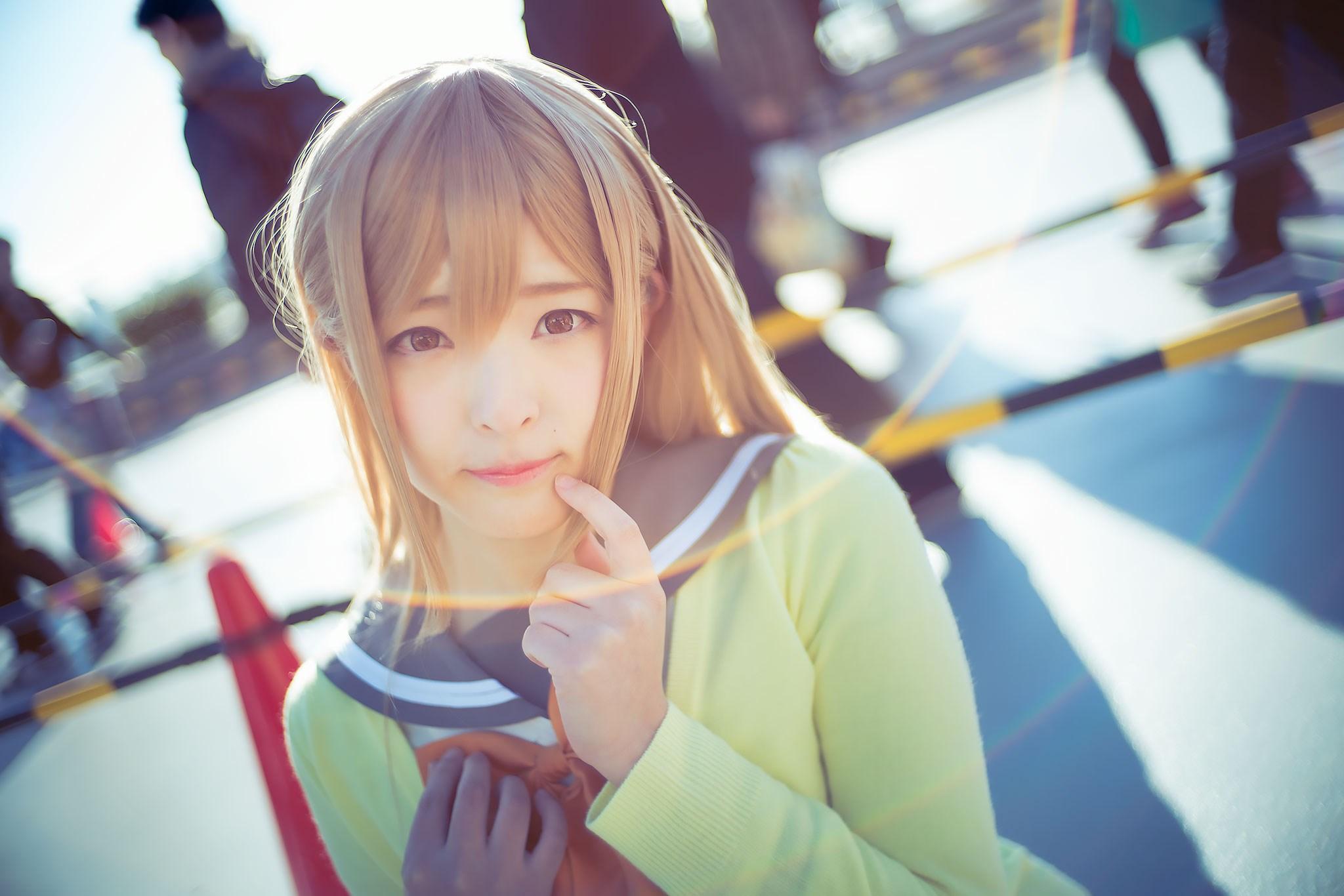 【兔玩映画】阳光与少女 兔玩映画 第18张
