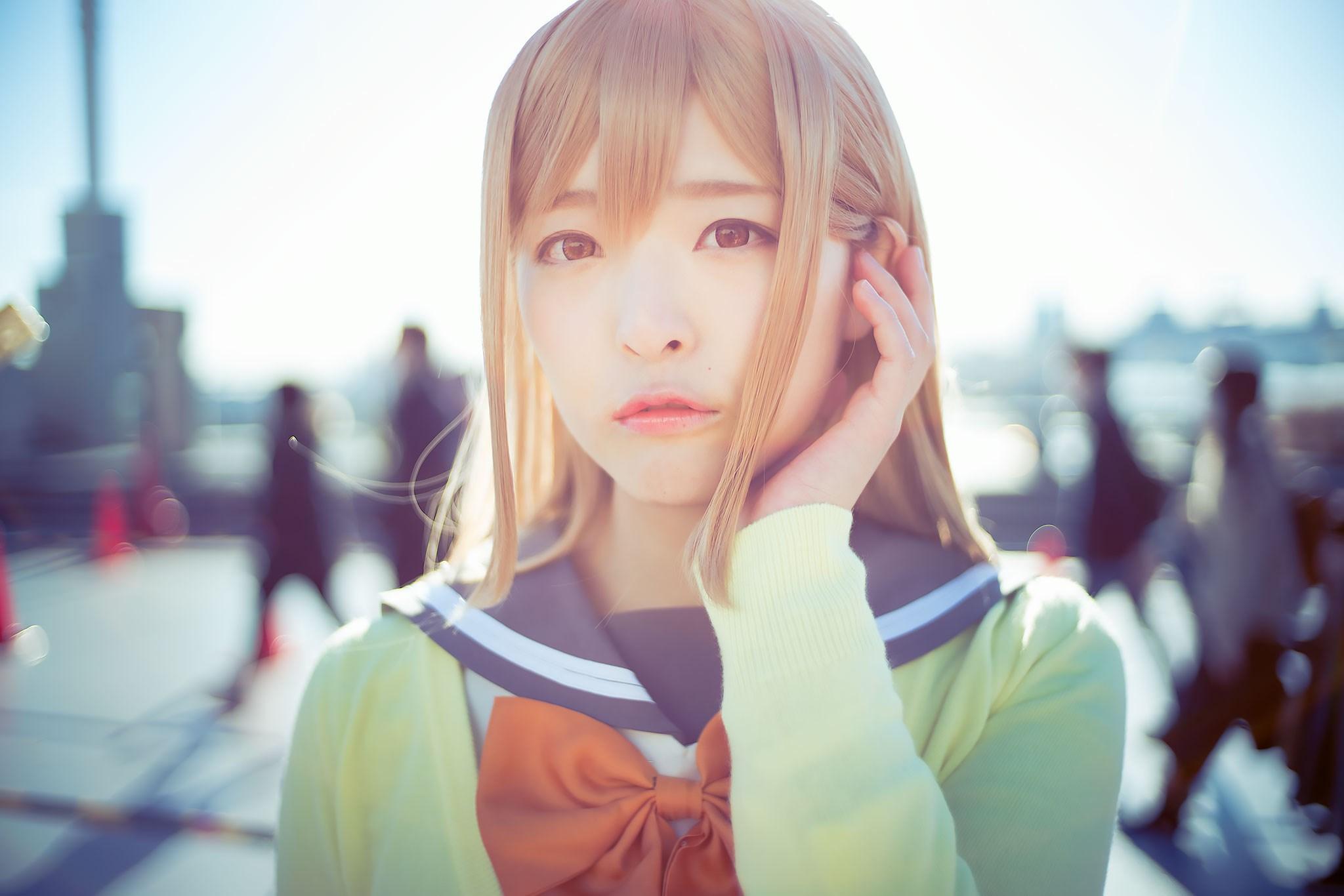 【兔玩映画】阳光与少女 兔玩映画 第16张