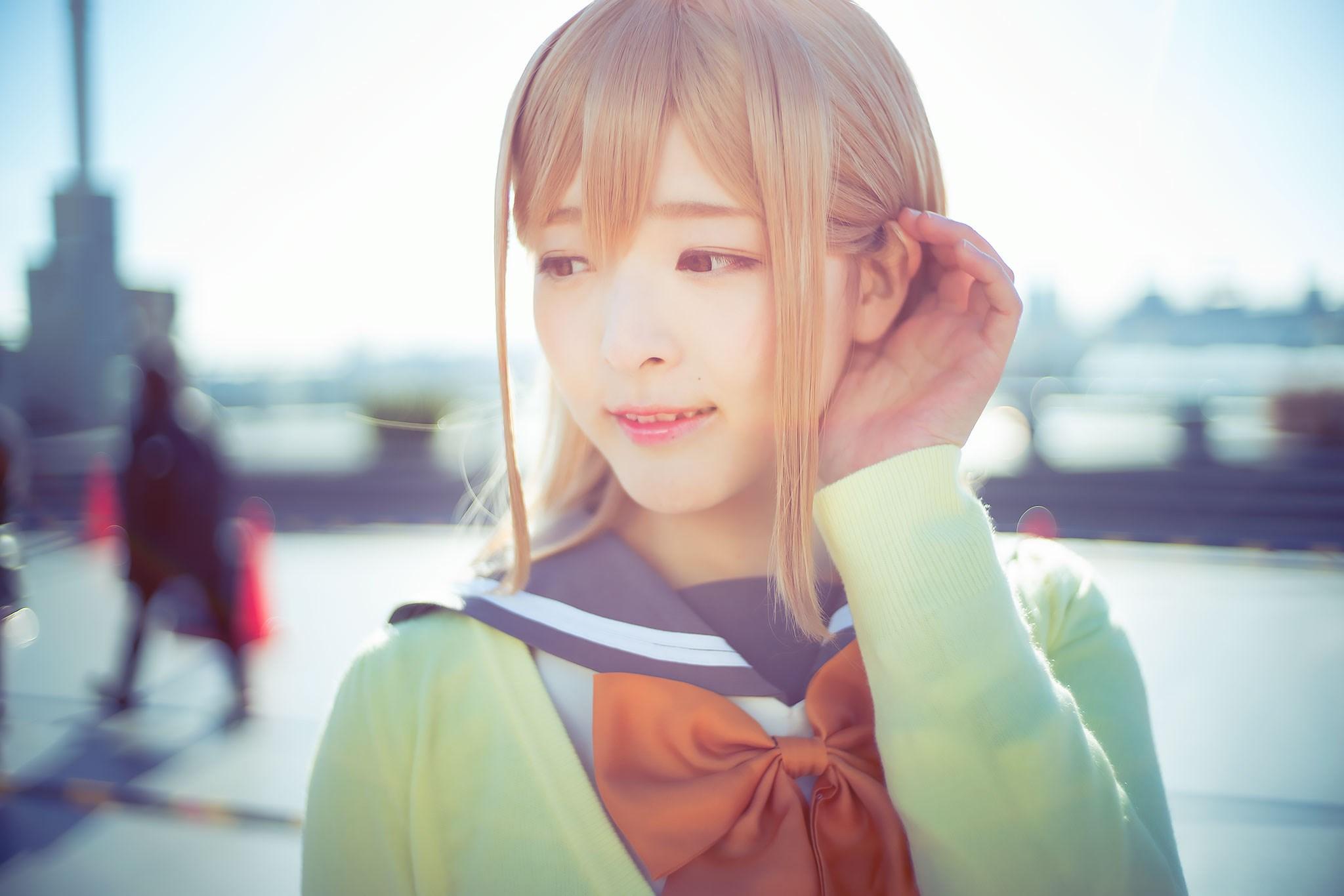 【兔玩映画】阳光与少女 兔玩映画 第15张