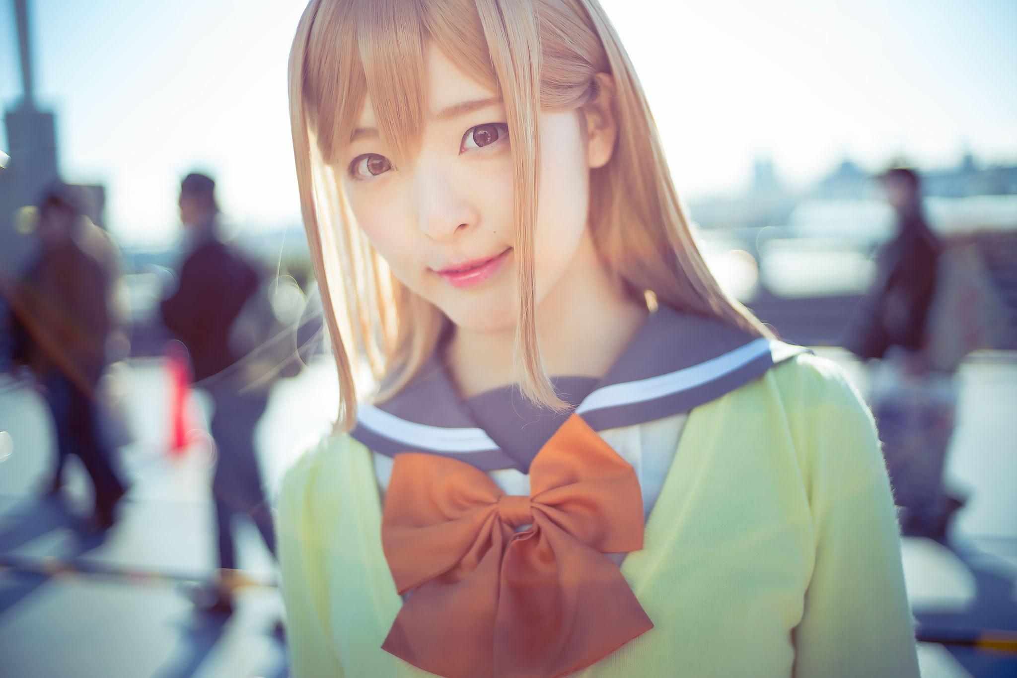 【兔玩映画】阳光与少女 兔玩映画 第14张