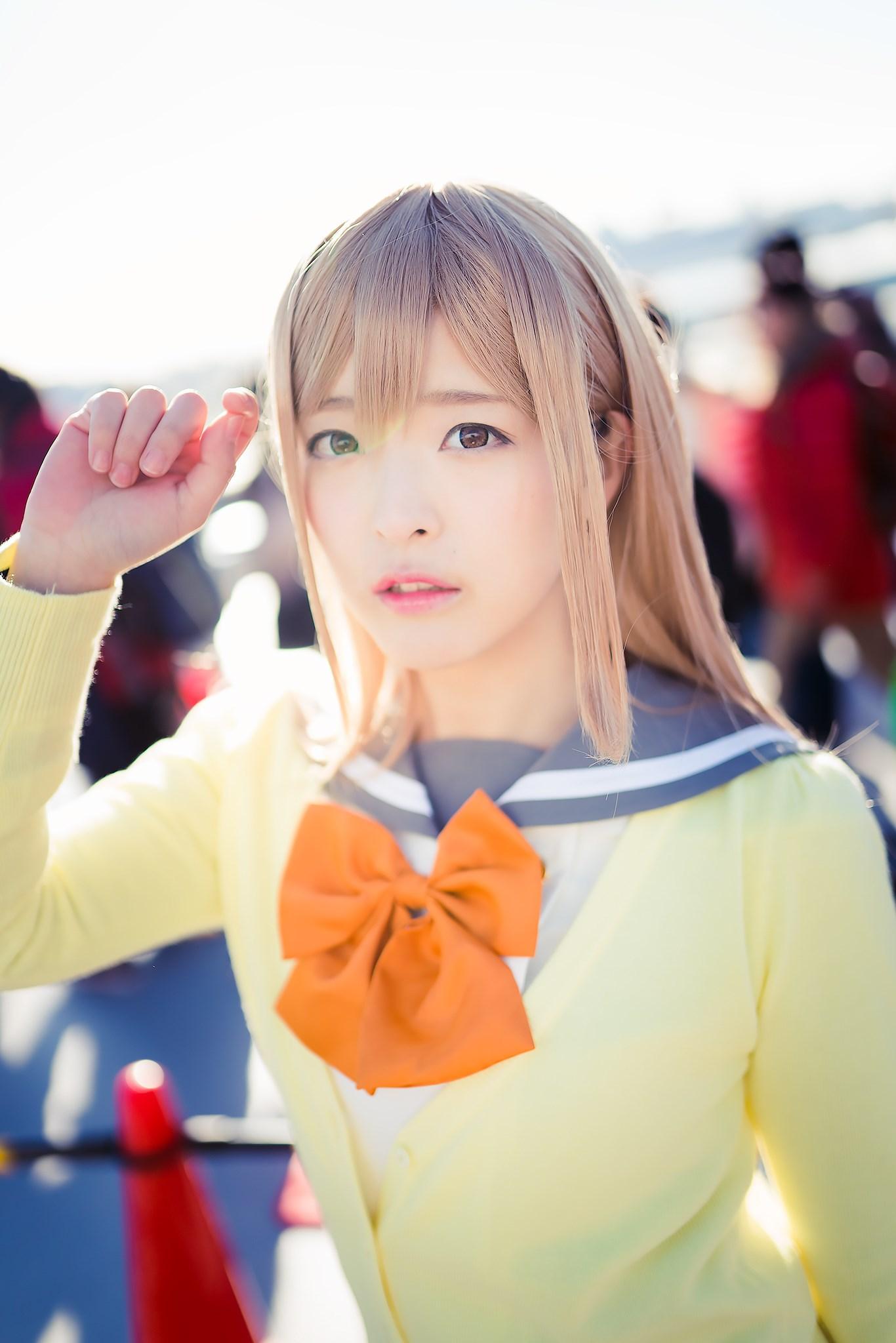 【兔玩映画】阳光与少女 兔玩映画 第13张