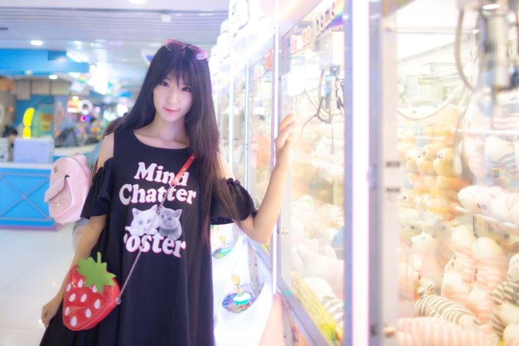 【兔玩映画】商场里的女友 兔玩映画 第9张
