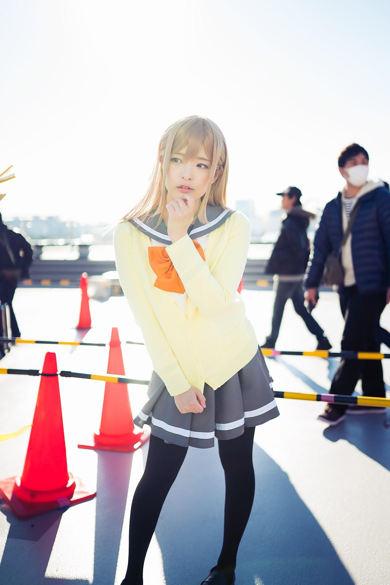 【兔玩映画】阳光与少女 兔玩映画 第12张
