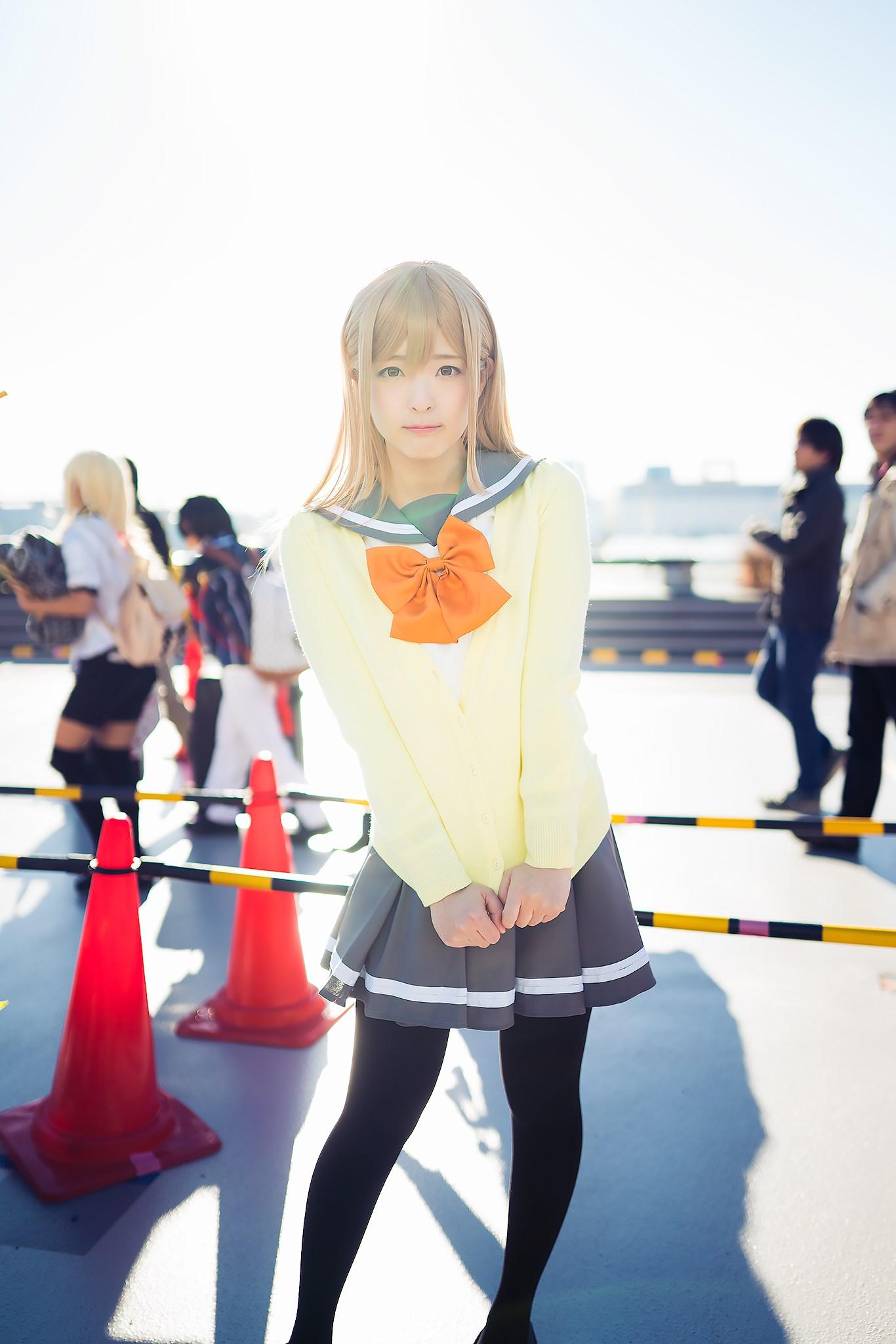 【兔玩映画】阳光与少女 兔玩映画 第11张