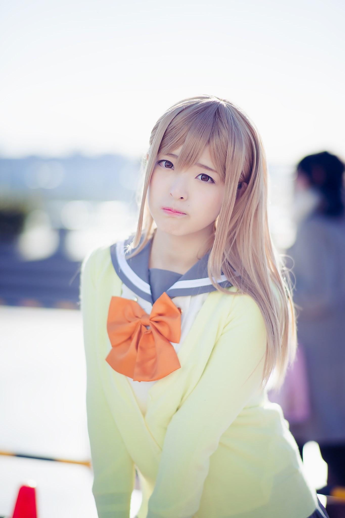 【兔玩映画】阳光与少女 兔玩映画 第10张