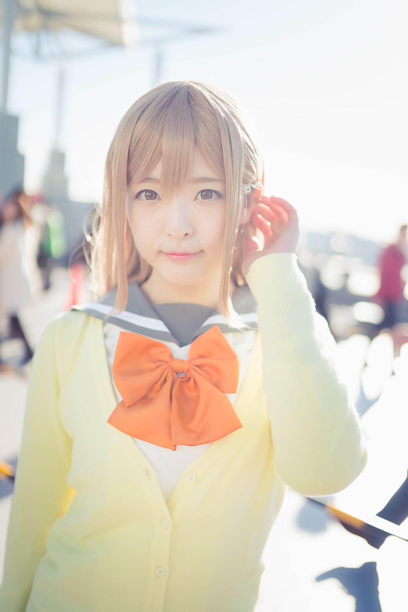 【兔玩映画】阳光与少女 兔玩映画 第9张