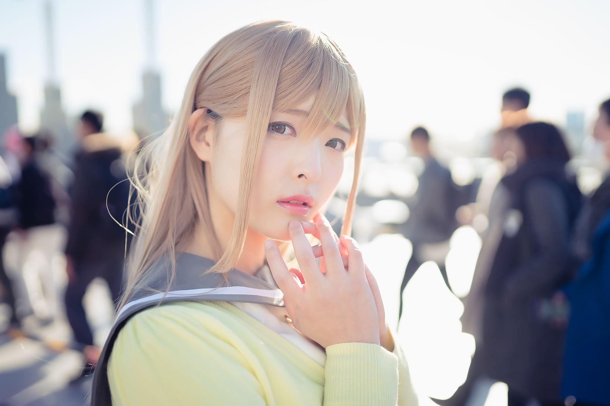 【兔玩映画】阳光与少女 兔玩映画 第8张