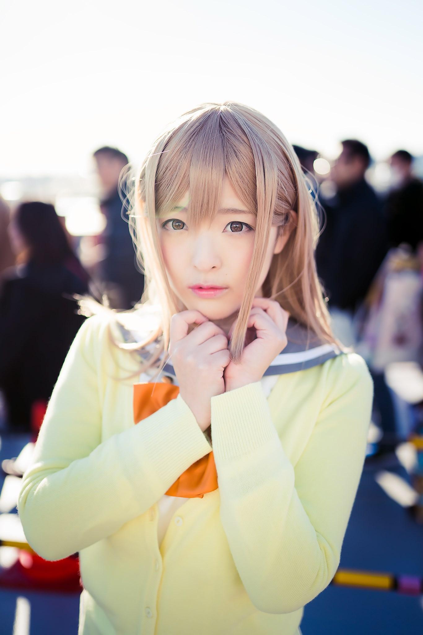 【兔玩映画】阳光与少女 兔玩映画 第7张