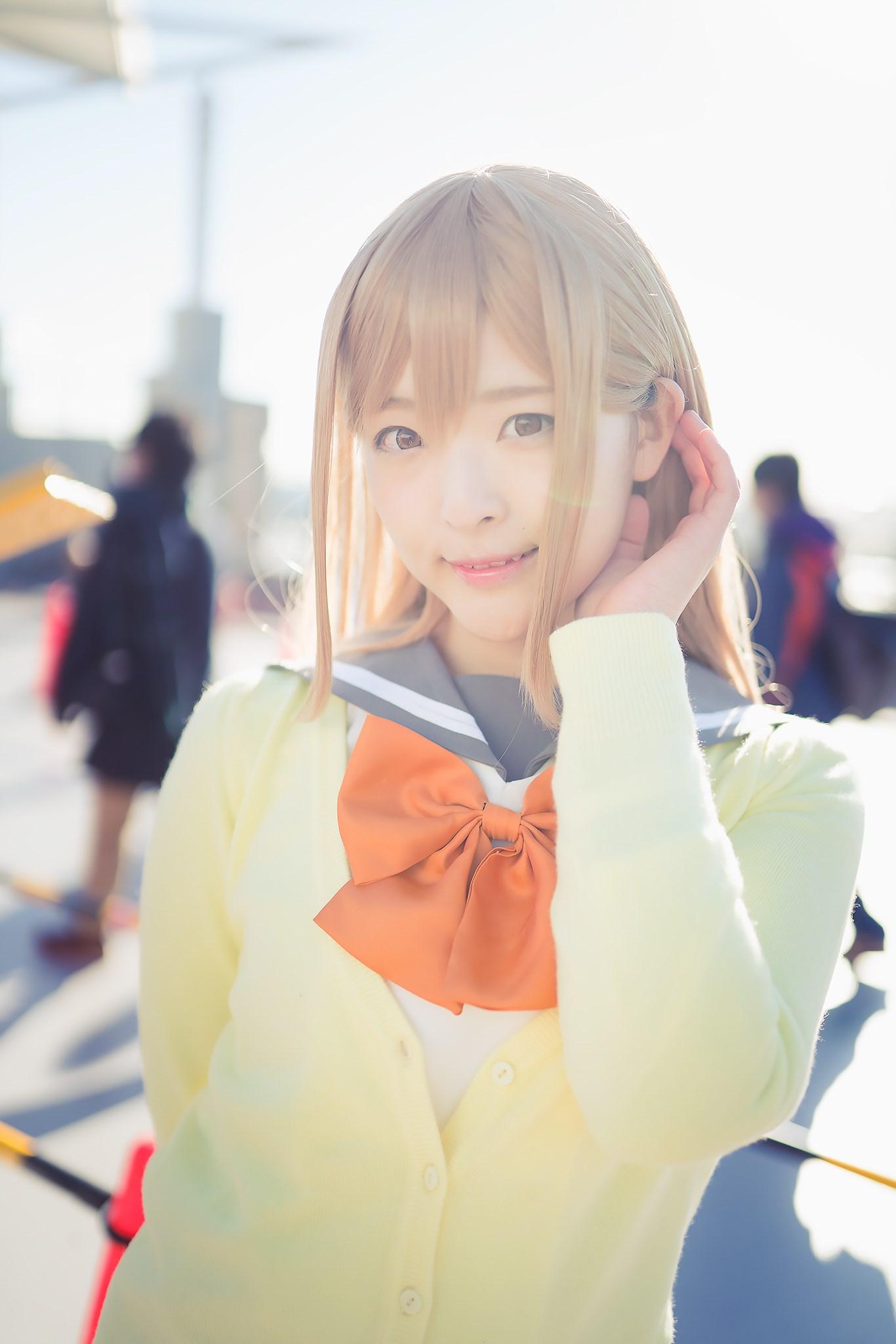 【兔玩映画】阳光与少女 兔玩映画 第6张