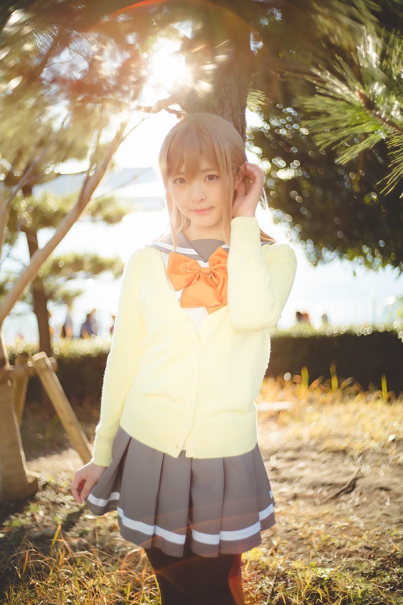 【兔玩映画】阳光与少女 兔玩映画 第5张