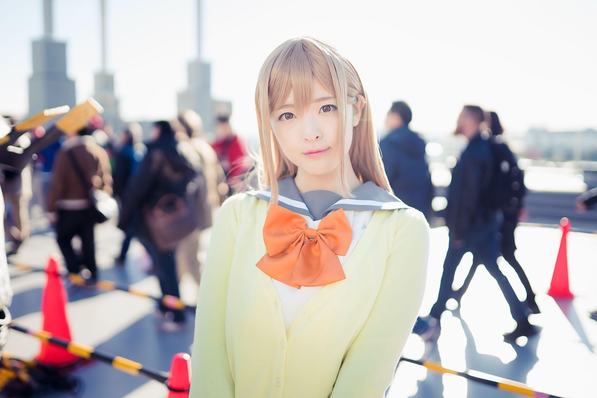 【兔玩映画】阳光与少女 兔玩映画 第2张