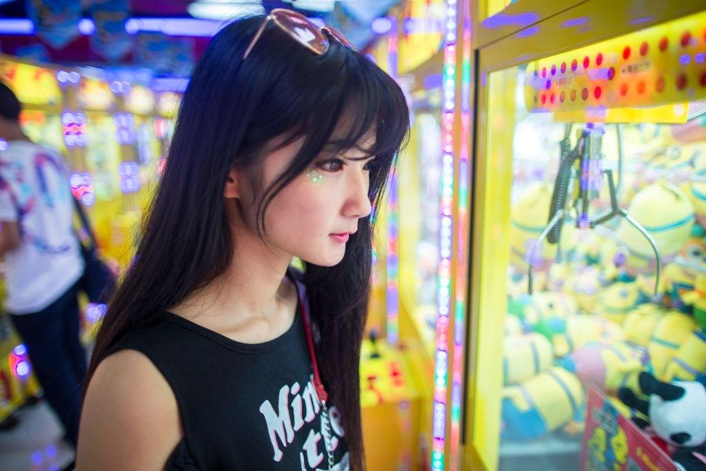 【兔玩映画】商场里的女友 兔玩映画 第2张