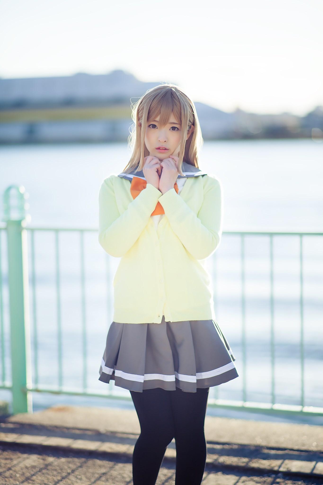 【兔玩映画】阳光与少女 兔玩映画 第1张