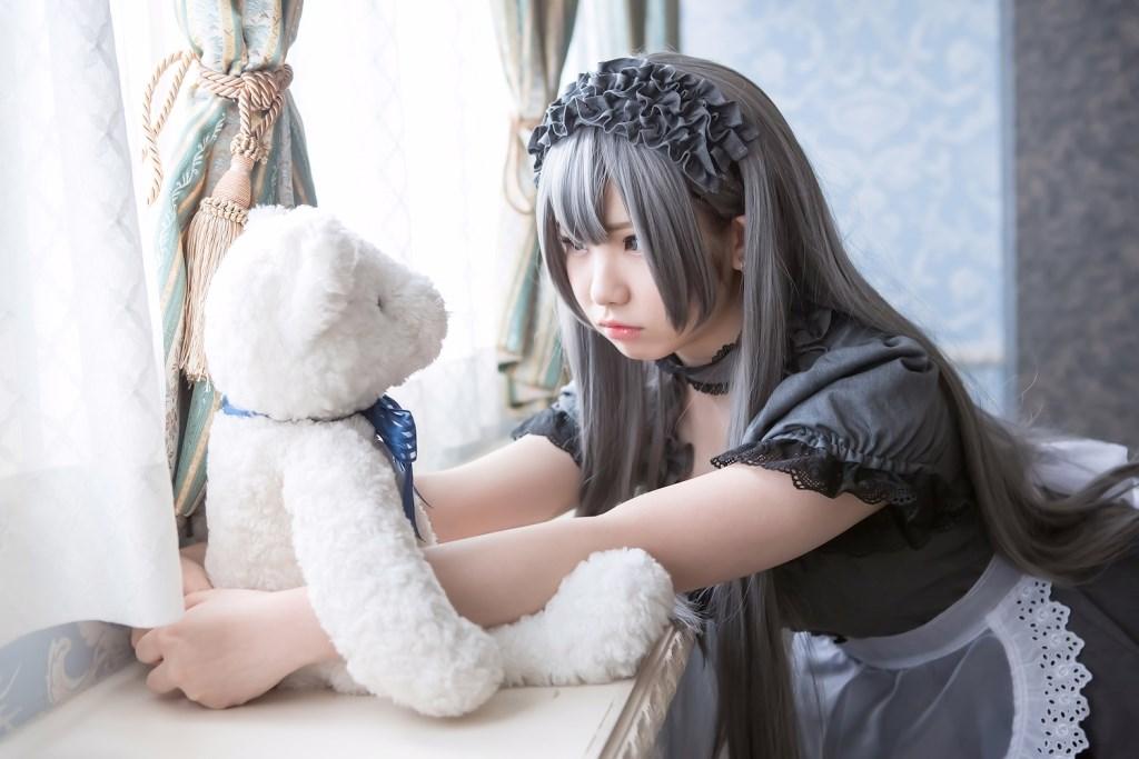 【兔玩映画】黑女仆 兔玩映画 第69张