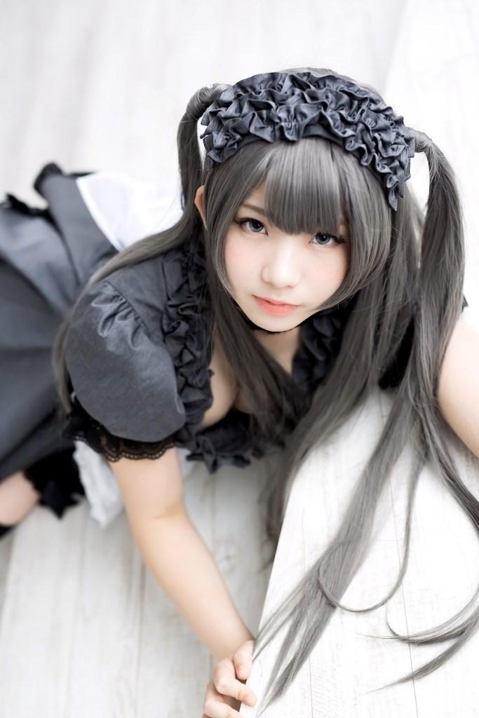 【兔玩映画】黑女仆 兔玩映画 第67张