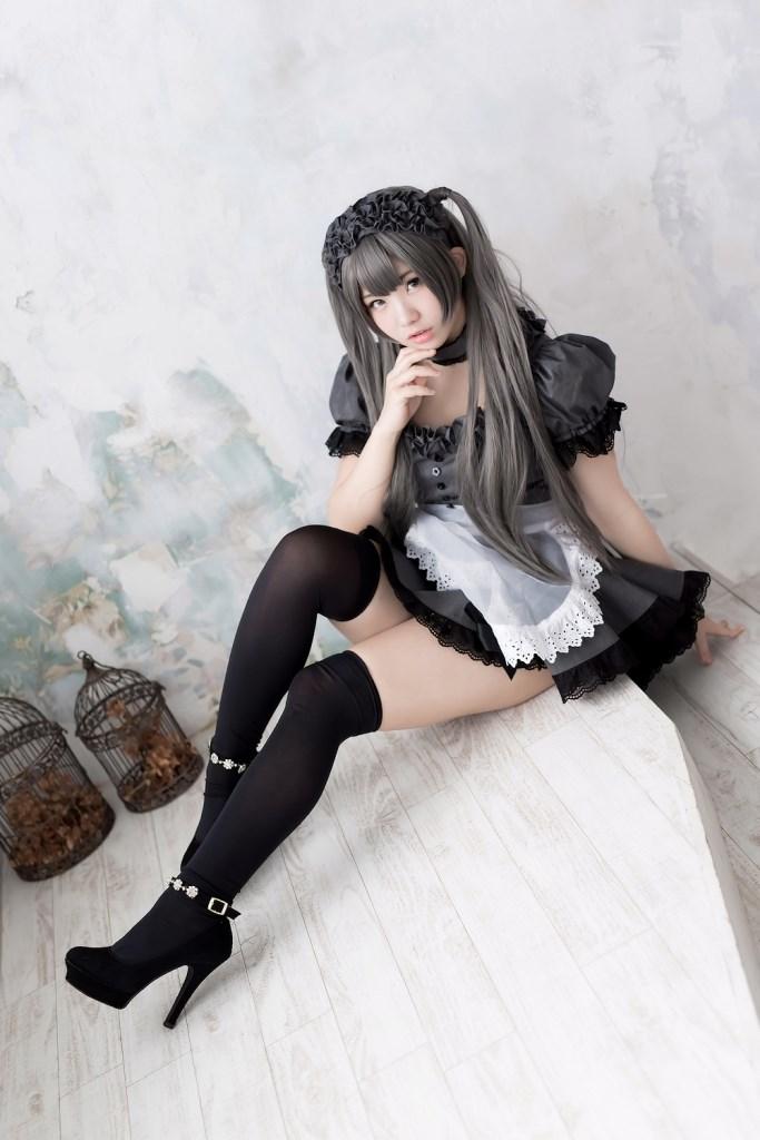 【兔玩映画】黑女仆 兔玩映画 第65张