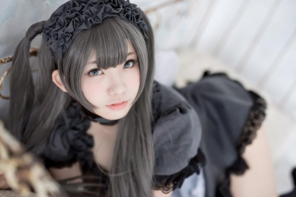 【兔玩映画】黑女仆 兔玩映画 第61张