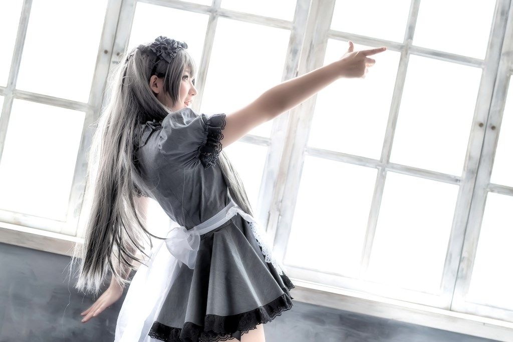【兔玩映画】黑女仆 兔玩映画 第56张
