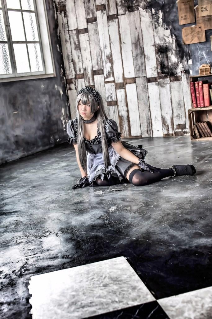 【兔玩映画】黑女仆 兔玩映画 第37张