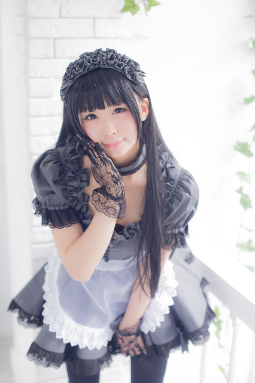 【兔玩映画】黑丝女仆 兔玩映画 第54张
