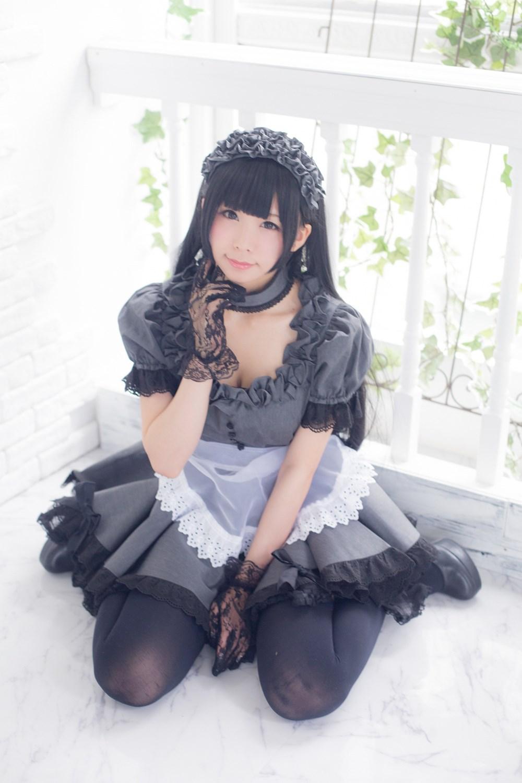 【兔玩映画】黑丝女仆 兔玩映画 第47张