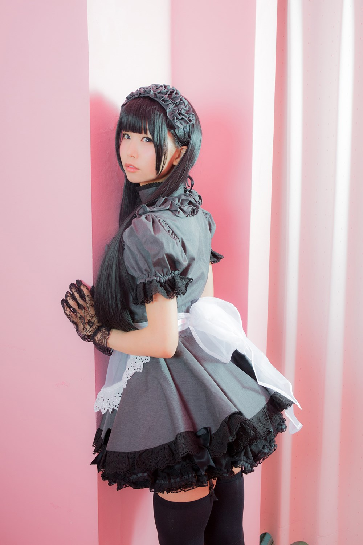 【兔玩映画】黑丝女仆 兔玩映画 第43张