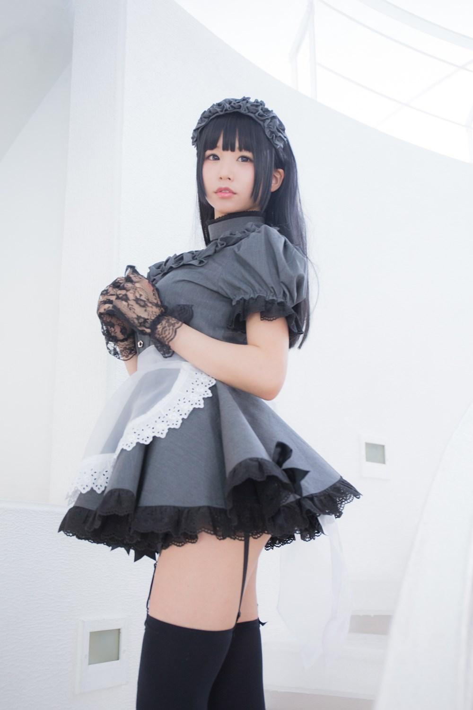 【兔玩映画】黑丝女仆 兔玩映画 第30张