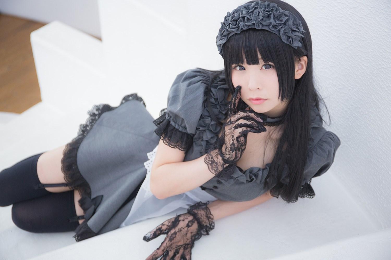 【兔玩映画】黑丝女仆 兔玩映画 第22张