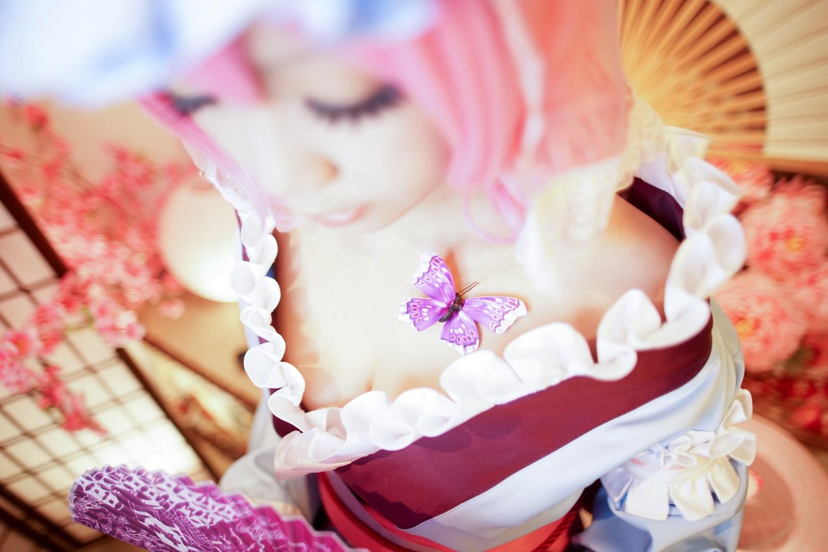 【兔玩映画】幽幽子 兔玩映画 第38张