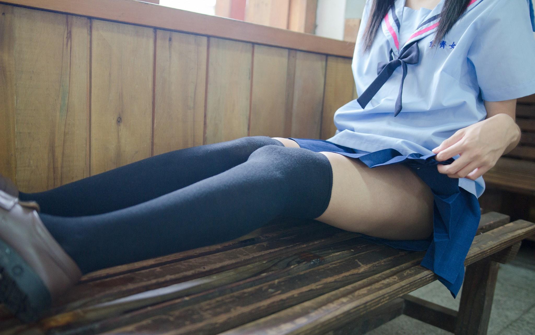 【兔玩映画】腿控图包 兔玩映画 第25张