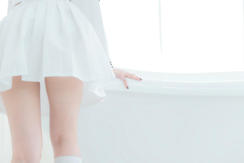 【兔玩映画】白色的水手服 兔玩映画 第28张
