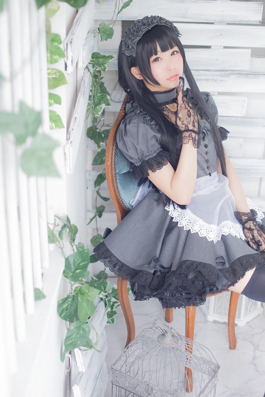 【兔玩映画】黑丝女仆 兔玩映画 第81张